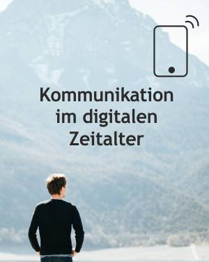 Kommunikation im digitalen alter